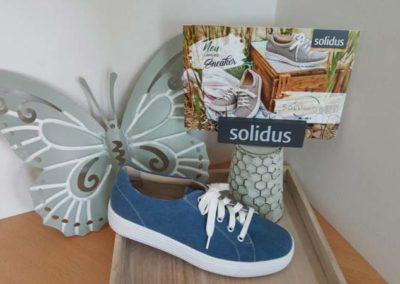 Solidus Modell Hazel - hier SoliNature aus recycelten Textilien