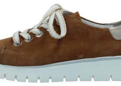Semler-Sneaker mit Leichtsohle